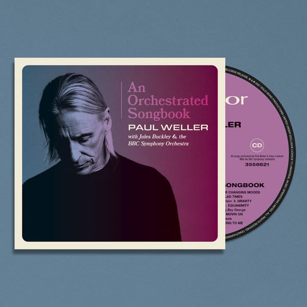 Paul Weller: An Orchestrated Songbook Standard CD