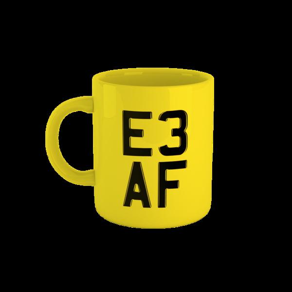 Dizzee Rascal: E3 AF Mug
