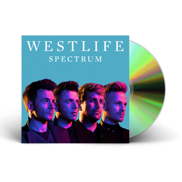 Westlife: Limited edition signed CD album