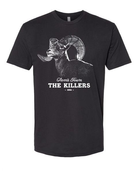 The Killers: Sam's Town Anniversary T-Shirt