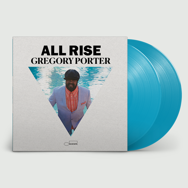 Gregory Porter: All Rise: Exclusive Signed Triple Blue Vinyl