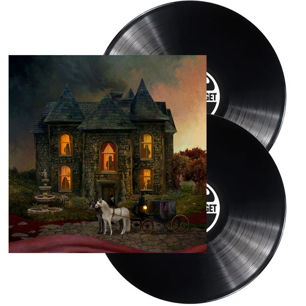Opeth: In Cauda Venenum (English Version): Limited Edition Gatefold Double 180gm Vinyl