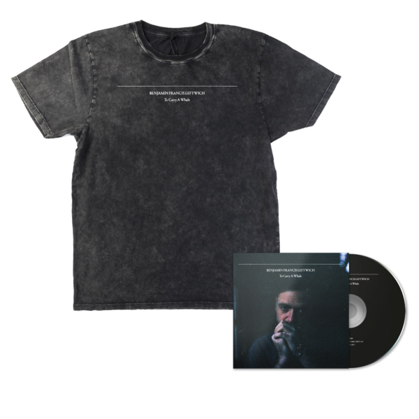 Benjamin Francis Leftwich: To Carry A Whale CD & Tee