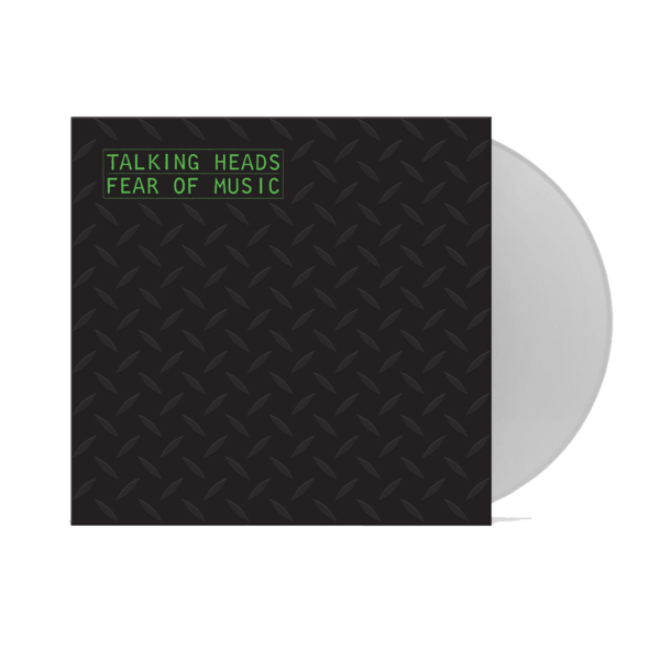 Talking Heads: Fear of Music: Limited Edition Opaque Silver Vinyl
