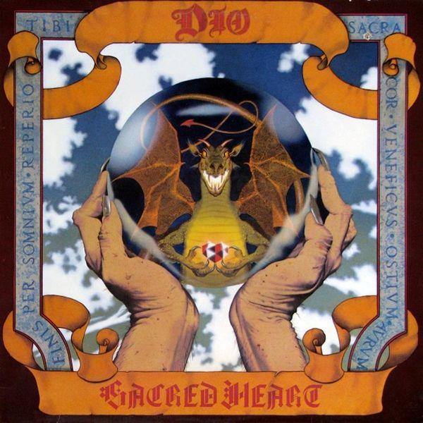 Dio: Sacred Heart: Vinyl LP