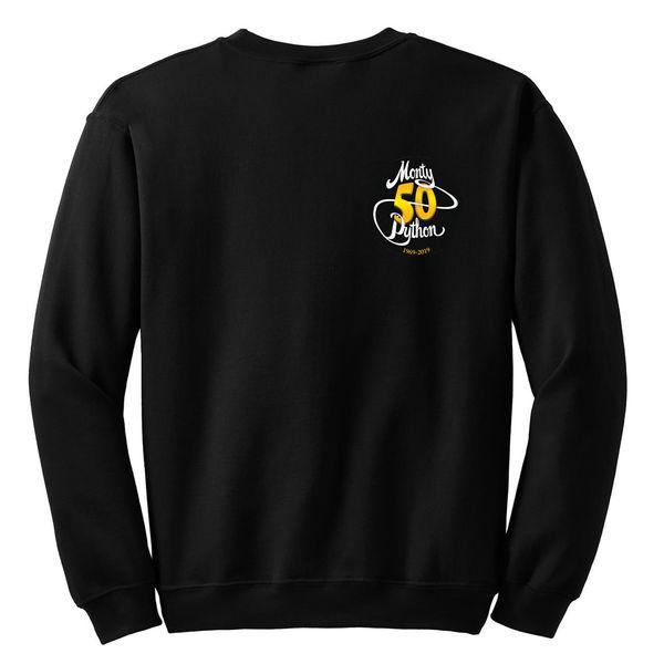 Monty Python: Monty Python 50th Anniversary Logo Sweatshirt