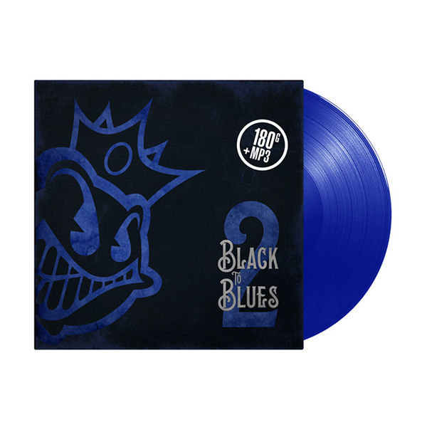 Black Stone Cherry: Black To Blues Volume 2: Limited Edition Blue Vinyl