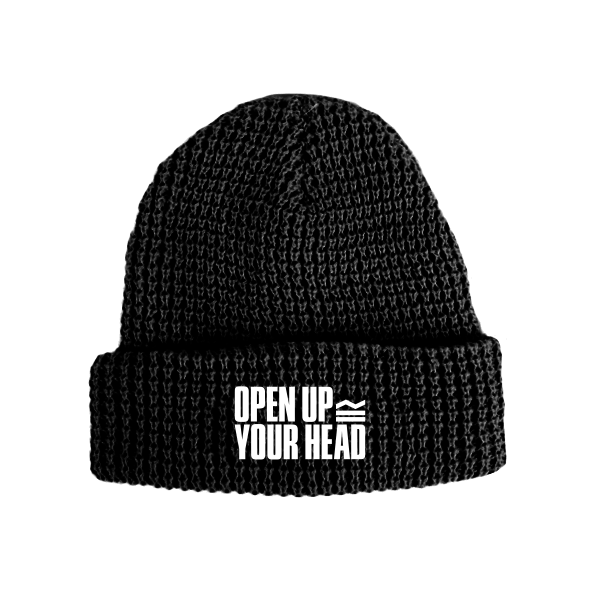 Sea Girls: Open Up Your Head Beanie