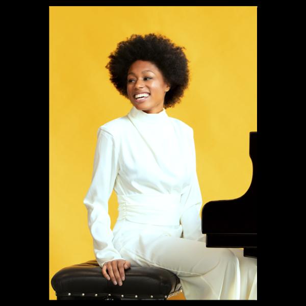 Isata Kanneh-Mason : Exclusive Summertime signed print