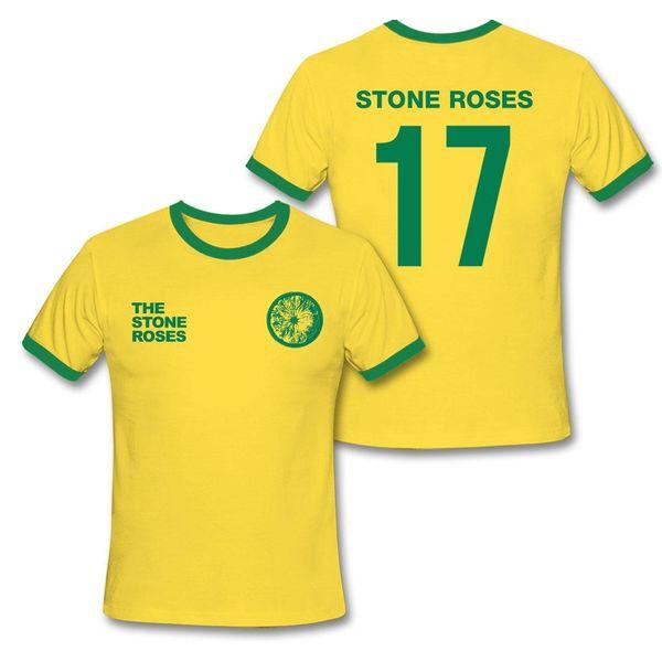 The Stone Roses: 2017 Brazil T-Shirt