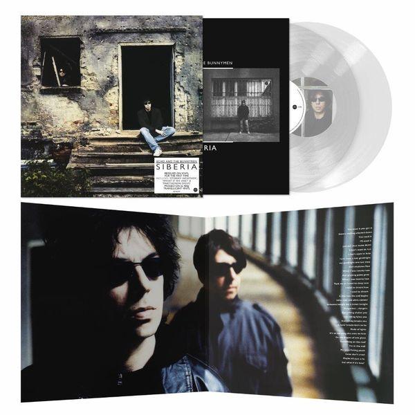 Echo & The Bunnymen: Siberia: Limited Edition 180g Translucent Vinyl