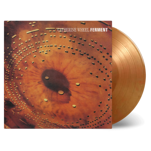 Catherine Wheel: Ferment: Orange & Gold Vinyl