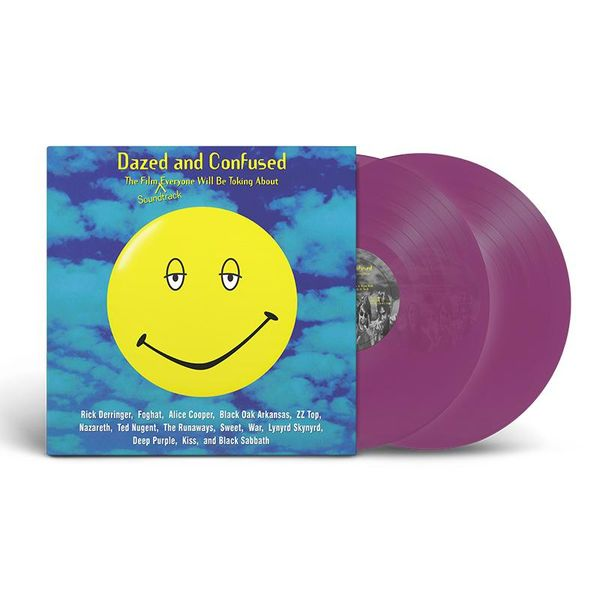 Original Soundtrack: Dazed & Confused: Limited Edition Purple Translucent Vinyl