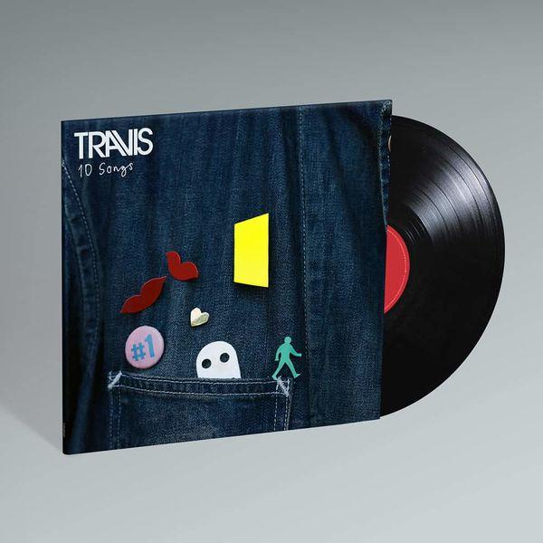 Travis: 10 Songs: 180gm Black Vinyl