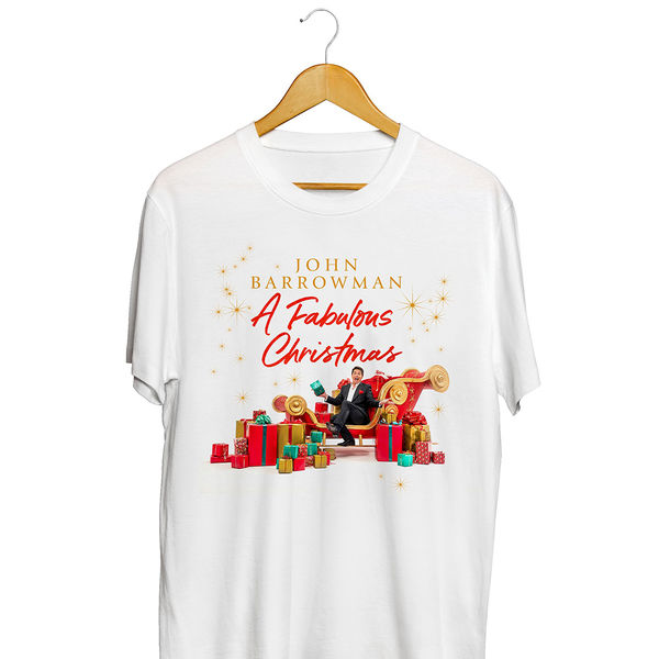 John Barrowman: A Fabulous Christmas T-shirt
