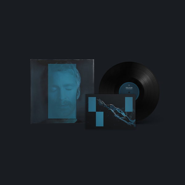 Ólafur Arnalds: SOME KIND OF PEACE: LIMITED EDITION LP WITH SIGNED ART CARD IN REUSABLE PVC SLEEVE