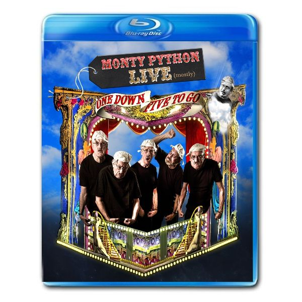 Monty Python: Monty Python Live (mostly) - One Down Five To Go