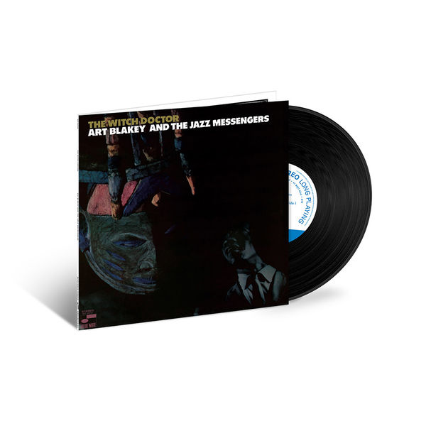Art Blakey & The Jazz Messengers: The Witch Doctor LP (Tone Poet Series)