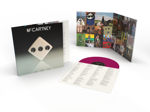 Paul McCartney: McCartney III - Exclusive Violet LP