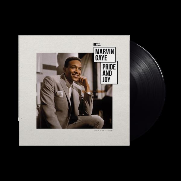 Marvin Gaye: Pride and Joy: Black Vinyl LP