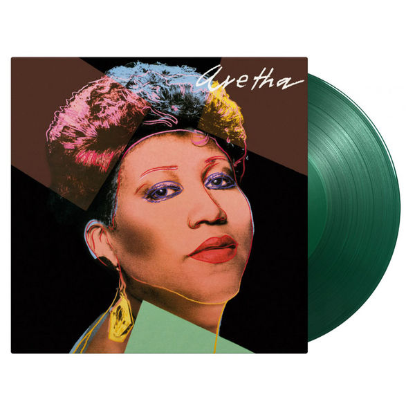 Aretha Franklin: Aretha: Limited Edition Translucent Green Vinyl