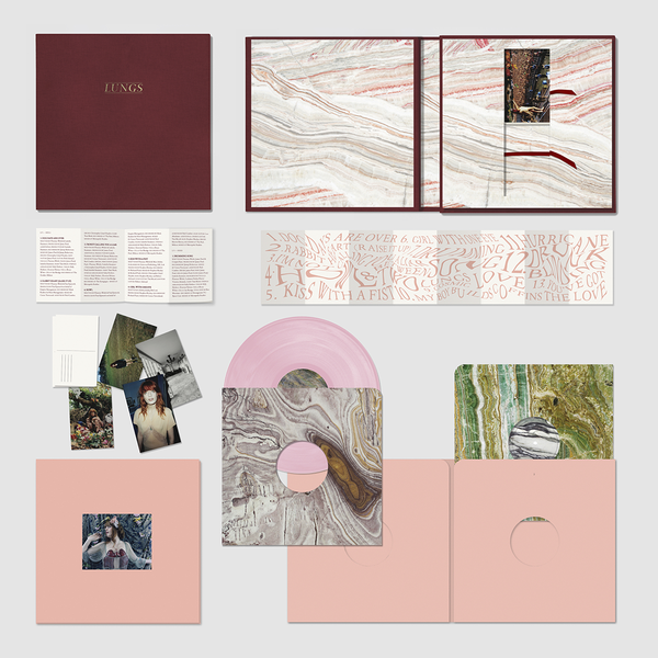 Florence + The Machine: Lungs 10th Anniversary Super Deluxe Vinyl Boxset