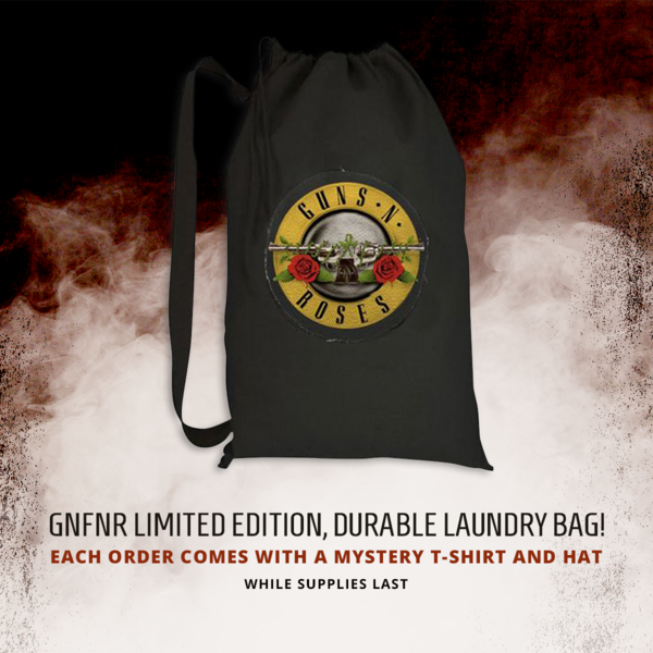 Guns N' Roses: Mystery Bundle Laundry Bag