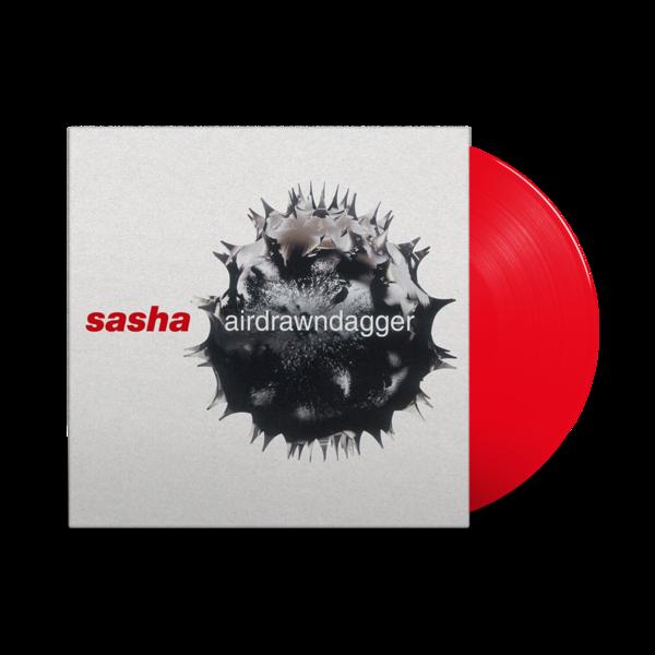 Sasha: Airdrawndagger: Limited Edition Triple Red Vinyl