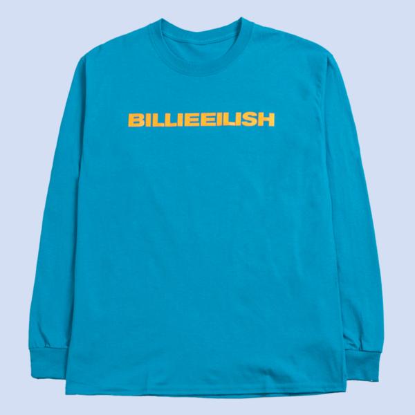 Billie Eilish: Sapphire Dont Smile At Me Longsleeve