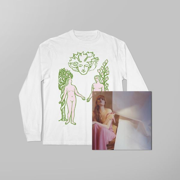 Florence + The Machine: High As Hope Bespoke Boxset + Long Sleeve Tarot T-Shirt