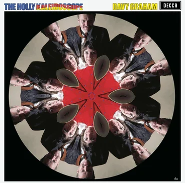 Davy Graham: The Holly Kaleidoscope: Limited Edition Kaleidoscope Vinyl RSD 2020