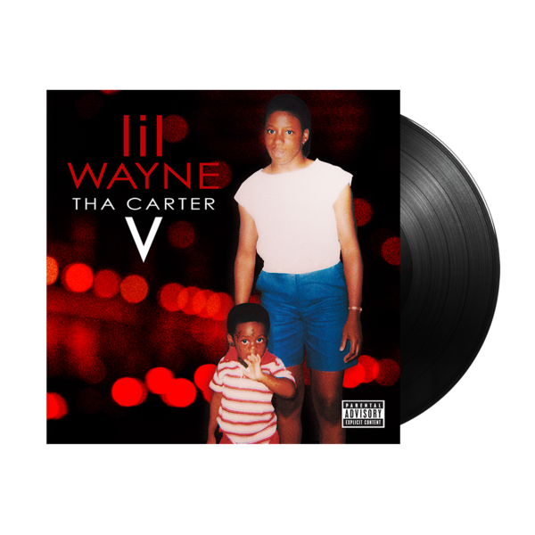 Lil Wayne: THA CARTER V DOUBLE LP