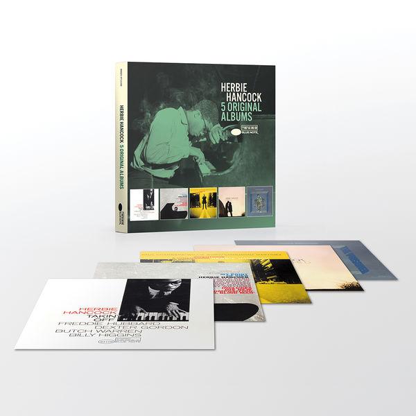 Herbie Hancock: 5 Original Albums
