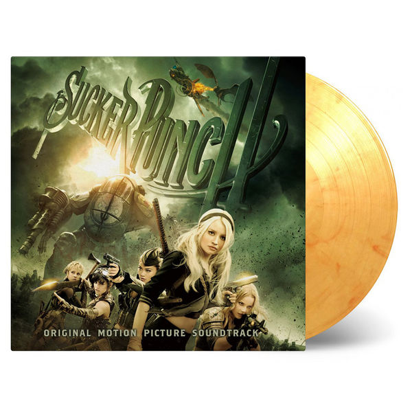 Original Soundtrack: Sucker Punch: Limited Edition Amber Vinyl