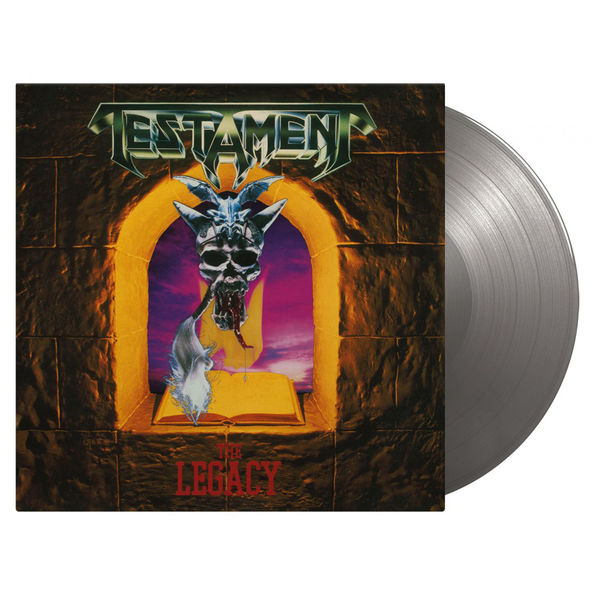 Testament: The Legacy: Limited Edition Silver Vinyl