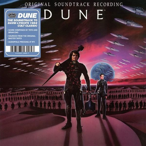 Original Soundtrack: David Lynch's DUNE Original 1984 Motion Picture Soundtrack