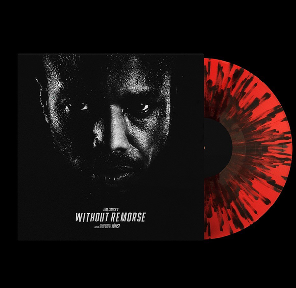 Jonsi: Without Remorse: Limited Edition Red Splatter Vinyl