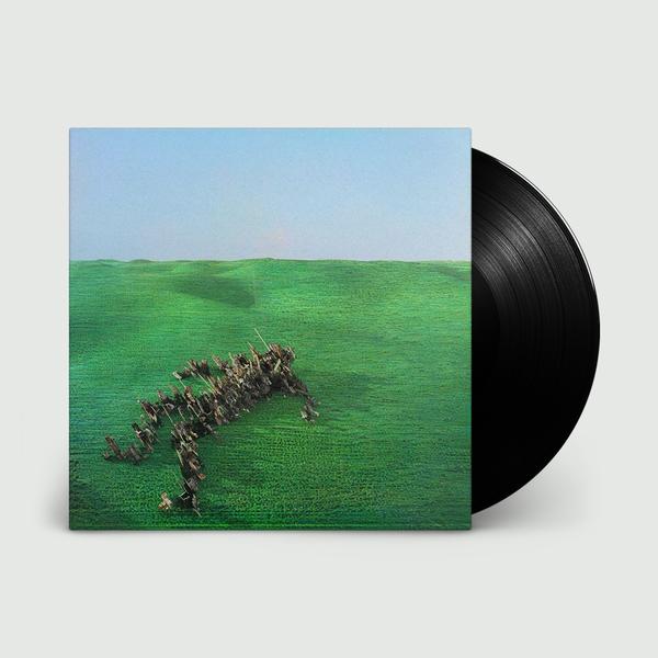 Squid: Bright Green Field: Gatefold Vinyl