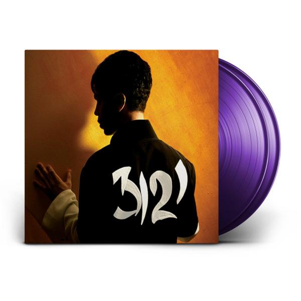 Prince: 3121: Double Purple Vinyl LP