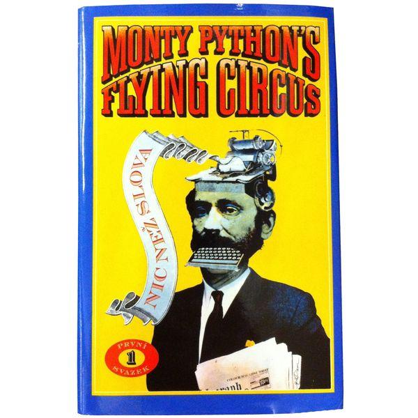 Monty Python: Monty Python's Flying Circus Nic Než Slova Vol. 2 (hardback) - Czech