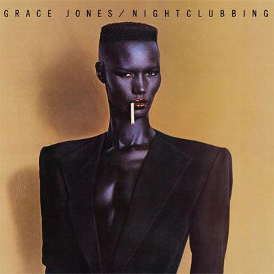 Grace Jones: Nightclubbing
