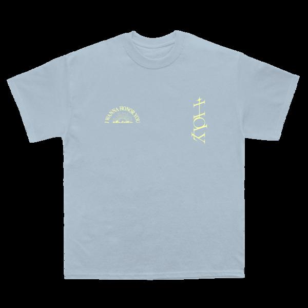 justin bieber: Holy Lyrics T-Shirt