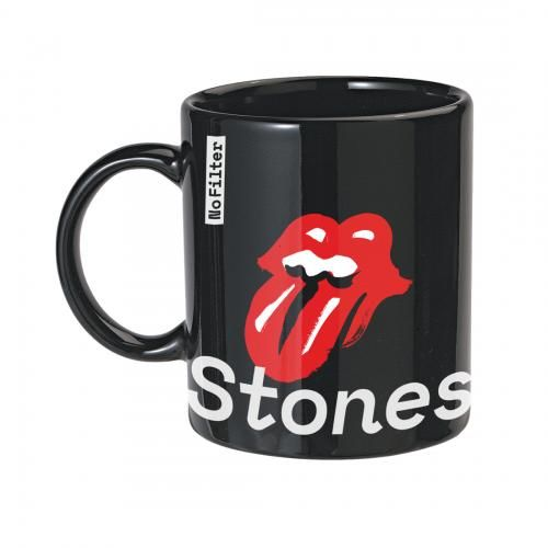 The Rolling Stones: No Filter Black Mug