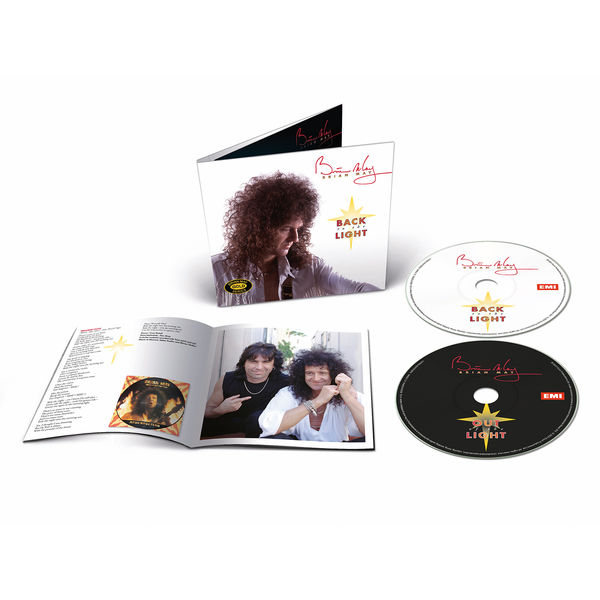 Brian May: Back To The Light Deluxe Edition