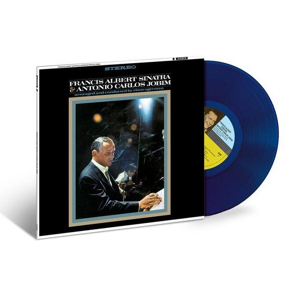 Frank Sinatra: Francis Albert Sinatra & Antonio Carlos Jobim - 50th Anniversary - Exclusive Blue Vinyl
