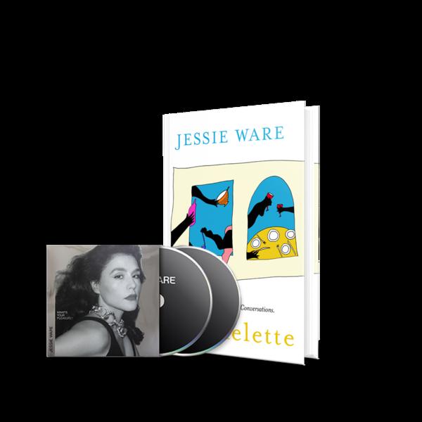 Jessie Ware: Omelette CD Bundle