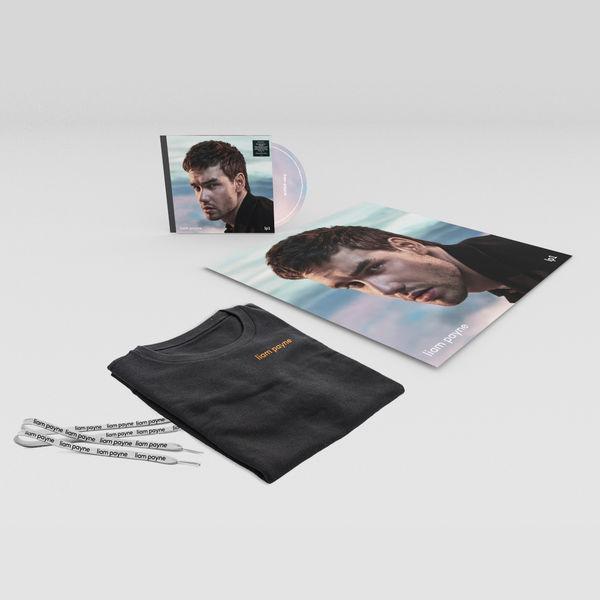 Liam Payne: Lp1 SIGNED Superfan bundle
