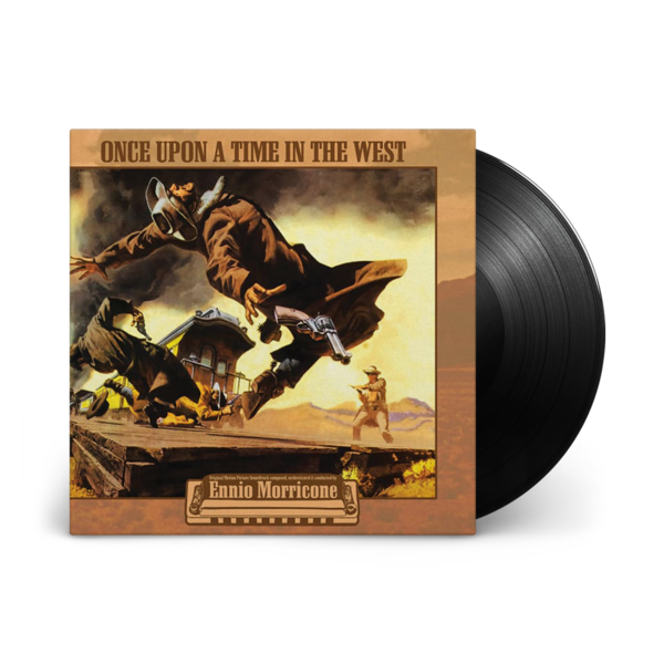 Ennio Morricone: Once Upon A Time In The West: Limited Edition Gatefold 10