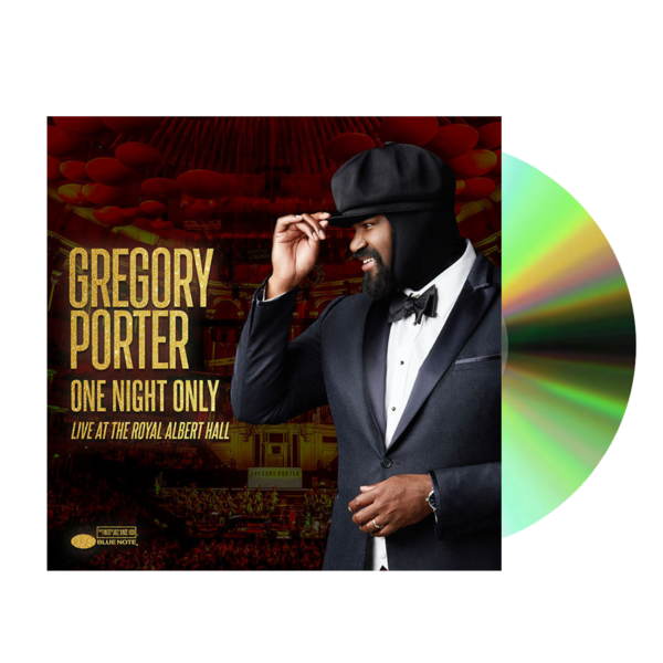 Gregory Porter: One Night Only - Live at the Royal Albert Hall UK ONLY