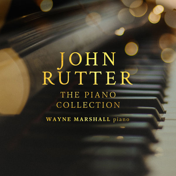 John Rutter: The Piano Collection - Signed